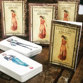 Style Cards by Natali Radkevice based on Archetypes. With Guidebook.