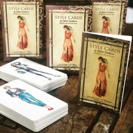 (English) Style Cards by Natali Radkevice based on Archetypes. With Guidebook.